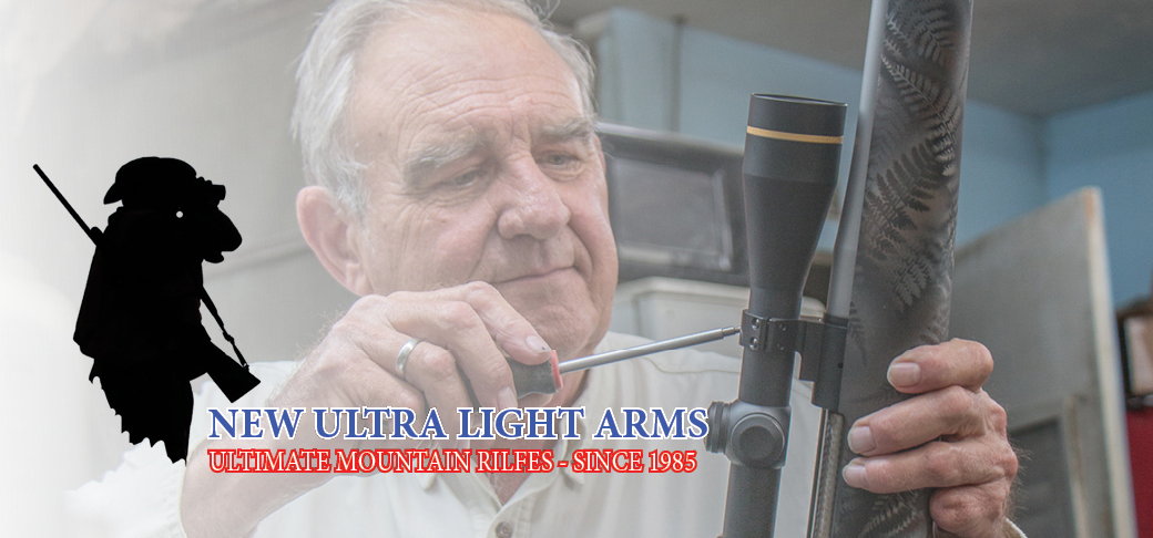 New Ultra Light Arms